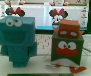 Paper and papercraft image