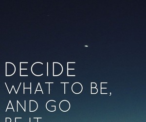 decide and quote image