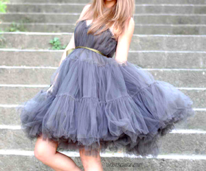skirt and tulle image