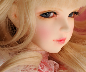 bjd, doll, and photography image