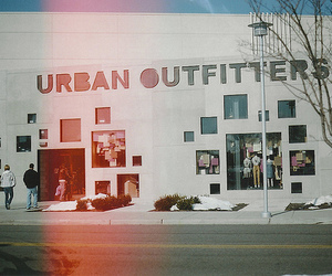 urban outfitters, store, and UO image