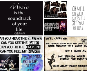 all time low, bring me the horizon, and life image