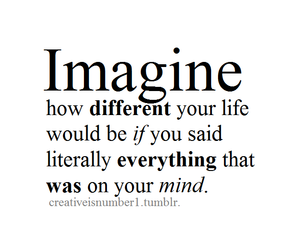 imagine, life, and mind image