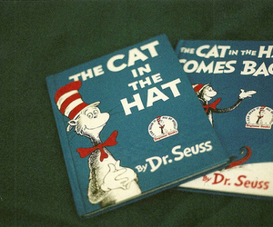 book, dr seuss, and photography image