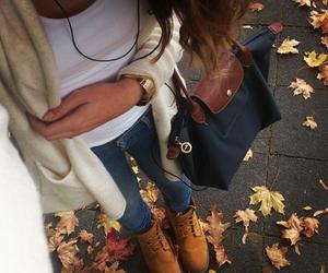 autumn, fashion, and cool image