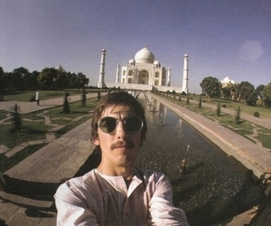 george harrison, grunge, and pale image