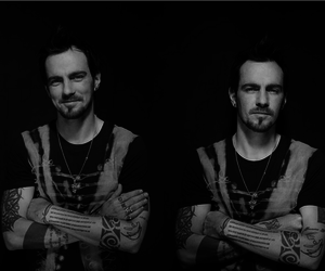 three days grace, adam gontier, and rock image