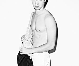 ansel elgort, boy, and sexy image
