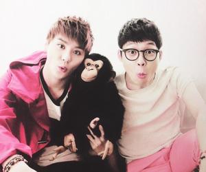 junsu, jyj, and yoochun image