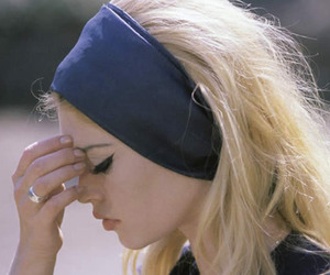 brigitte bardot, blonde, and hair image