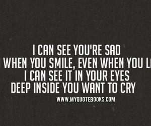 eminem, sad, and quote image