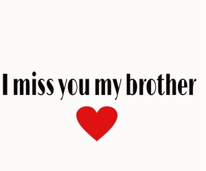brother, مسلمة, and i miss u image