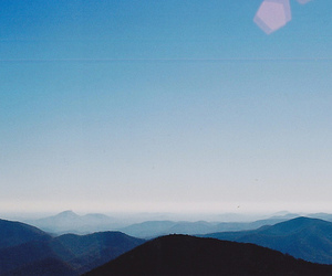 black, view, and blue image