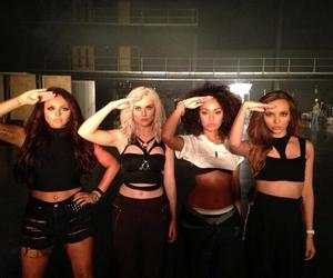 little mix, salute, and perrie edwards image