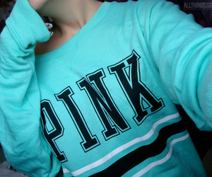 pink and blue image