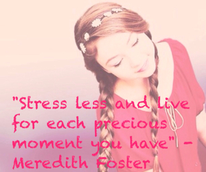 girly, hairstyle, and quote image