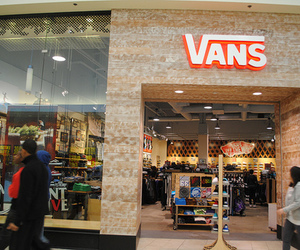 vans, shop, and store image