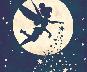 facebook, tinkerbell, and fly image