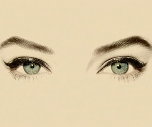 eyes, barbara palvin, and lips image