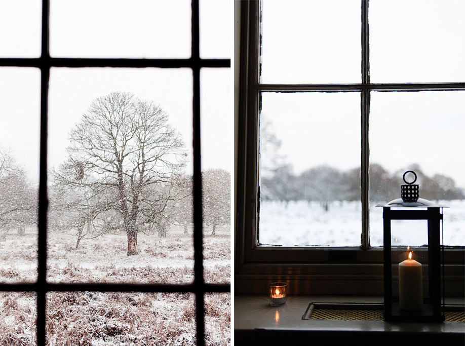 candle, cosy, and window image