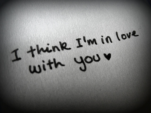 I M In Love With You Quotes Magnificent I Think I'm In Love With You On We Heart It