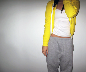 dope, girly, and sweatpants image