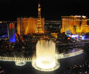 Las Vegas, city, and vegas image