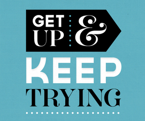 get up, life, and quotes image