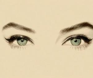 eyes, barbara palvin, and lips image