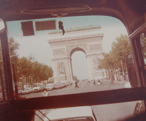 paris and vintage image