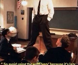 quotes, dead poets society, and robin williams image