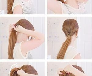 beauty, hair, and girly image