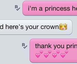 Princess Prince And Love Image