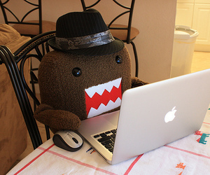 apple, brown, and domo image