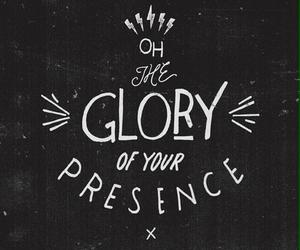 glory and god image
