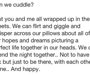 cuddle, tumblr, and cute image
