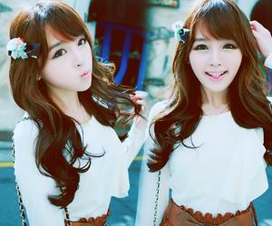 ulzzang, kim shin yeong, and cute image