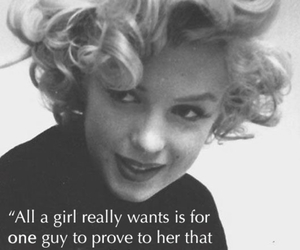 quotes, Marilyn Monroe, and true image