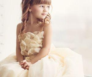 beautiful, girl, and kids image