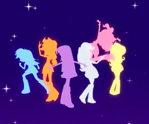 my little pony and equestria girls image