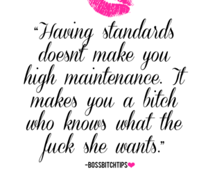 quotes and bitch image