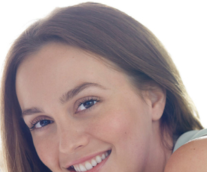 beauty, natural, and smile image