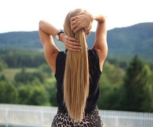 beautiful, blonde, and blondie image