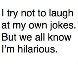 funny, joke, and hilarious image