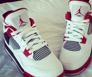 jordan and shoes image