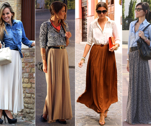 boho, look, and style image