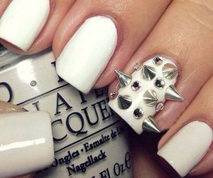 nails, spikes, and withe image
