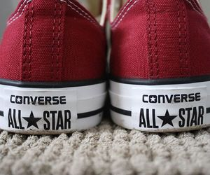 black, converse, and favorite image
