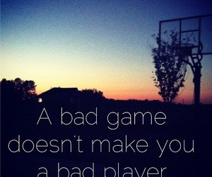 Basketball, game, and quote image