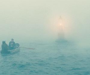 gif, boat, and sea image